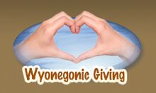 Wyonegonic Giving
